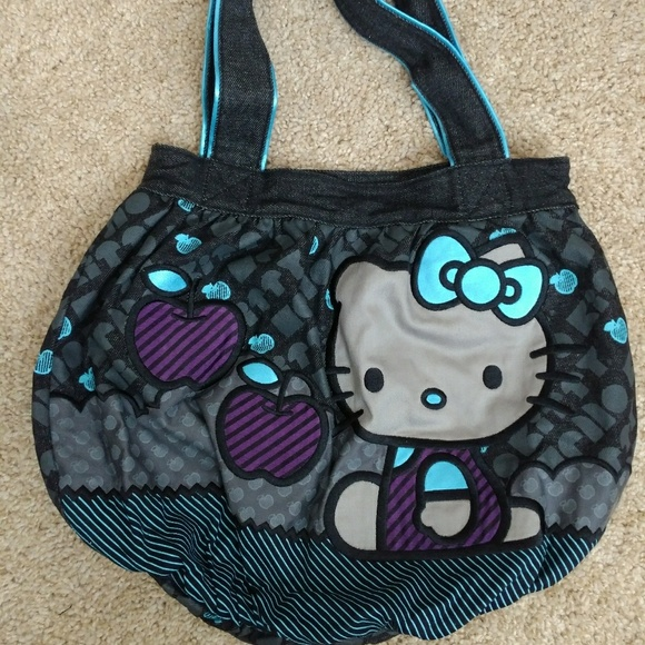 fc142020372a Loungefly Handbags - Lounge fly hello kitty reversible tote